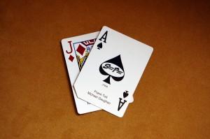 AJ - Texas Holdem